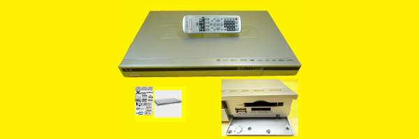 DVD Player/Rekorder