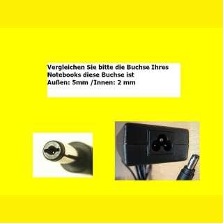 Li Shin International Enterprise Corp. AC  19 V / 3,42 A / 3 Pin Netzteil/Ladegerät für Laptop /Notebook