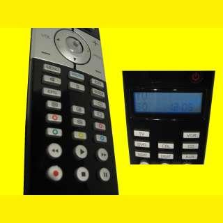 Lernfähige 8 in1 Universal-Fernbedienung TV//LCD/ASAT/DSAT/DVD/VCR/AUX/CD/CBL