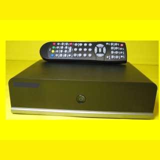 Media-Recorder(Player-Rekorder)/500GB/DVB-T/W-LAN/USB/HDMI/Kartenleser/Internet-Radio-Anbindung/NAS-Anbindung