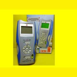 Messgeraet /Multidetektor-5 in 1 Funktionen/Entfernungsmesser/Wasserwaage/Laser