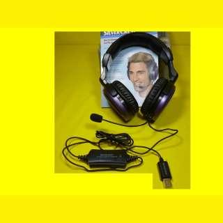 Gaming-Headset für PC- und Online-Spiele mit virtuellem 3D Sound