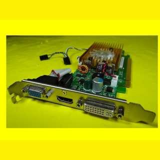 PC Grafikkarte 512 MB/PCI Express/DVI/VGA/HDMI/PEGATRON EN9500GS