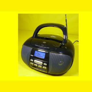 Portables Stereo-Digitalradio/tragbar mit DAB(+)/UKW-Tuner/ USB/SD/MP3