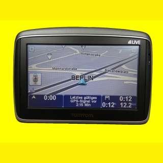 TomTom Go 750 LIVE Navigationsgerät 4,3 Zoll / TMC / USB/ Bluetooth
