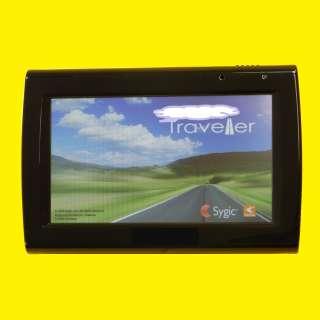 Navigationssystem/Navi 4,3 Zoll(10,92cm)LCD /41 Länder/TMC/Touchscreen/2 GB Intern