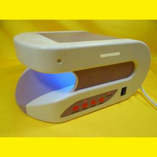 Nagelstudio /UV-Nageltrockner/ Lichthärtungsgerät Gel Nagel UV Lampe/36W/240 Sekunden Timer/4 Röhren Nagelstudio