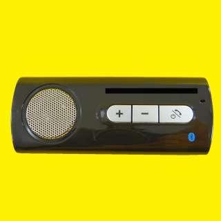 LED KFZ-Freisprechanlage 3.0 Bluetooth Integrierter Lautsprecher und Mikrofon