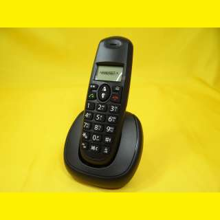 Strahlungsarmes DECT-Festnetz-Telefon / Freisprechfunktion