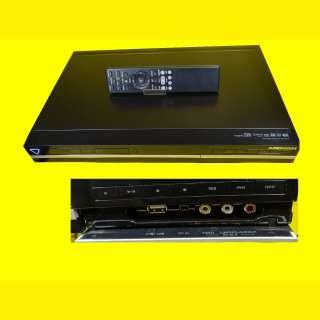 DVD Recorder Festplattenrecorder 250 GB/HDD/ TV analog USB HDMI