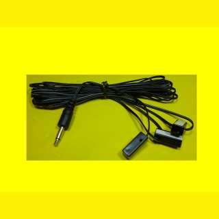 IR-Kabel mit 3 Infrarot- Sensoren/3,5 mm Klinke Stecker/Länge 4,08 m