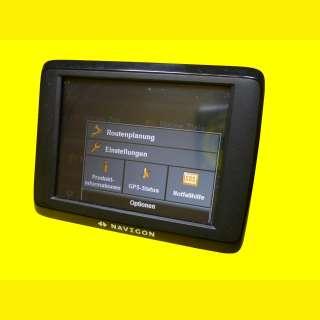 Navigationssystem LCD 3,5 Zoll, Fahrspurassistent Pro, Notfallhilfe/GPS