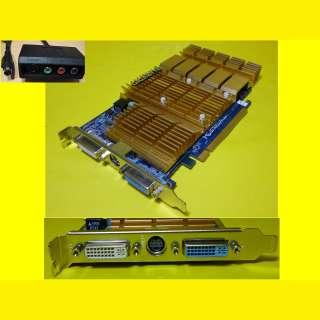 Grafikkarte PC Gigabyte GV-RXP26P512H PCI Express, 512MB DDR2