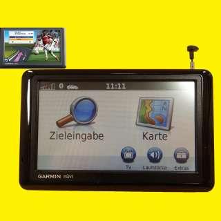 """Navigationssystem 5"""" Zoll Display / TMCpro / 3D Kreuzungsansicht/ Bluetooth/ ecoRoute/ DVB-T"""