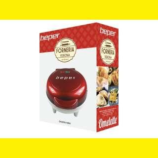 Elektrische Omelett Maker/Omlett Rührei/ Teflon Antihaftbeschichtung / Isolierter Griff/Beper BT.800