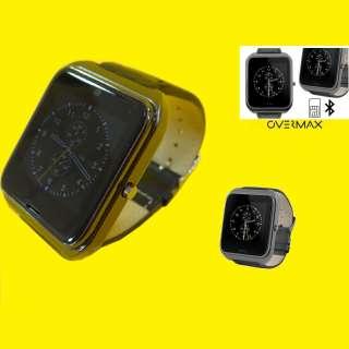 "Overmax Touch-Smart Watch 1,56""Zoll/ Bluetooth Uhr / SIM-Kartenslott/ Kamera/ Micro-USB"