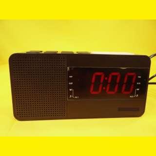 Radiowecker mit LED-Nachtlicht/Uhrenradio/Radio Alarm Clock/UKW/PLL-Radio/AUX IN MP3