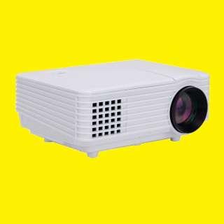 Multimedia-LED Projektor(DVB-T)/Android/VGA/HDMI/AV/USB