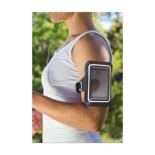 Universal  Handy/für 4,5 Zoll Smartphone Sport-Armband /Arm-Tasche/Lauf-Tasche für Fitness und Freizeit
