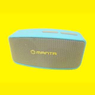 Bluetooth Stereo Lautsprecher /Radio FM/USB/MikroSD/Freisprecheinrichtung