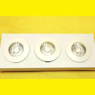 LED-Einbaustrahler Einbauleuchte 3,5 Watt 240 Lumen Möbel-Decken Lampe warm-weiß