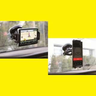 Universal Auto Halterung KFZ/LKW Halter 360° Car Holder Drive 1 GPS Smartphon Tablet