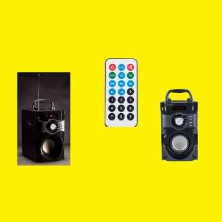 Portable Anlage Overmax Soundbeat 2.0 Portabler Multifunktions-Lautsprecher 15 Watt mit Bluetooth/AUX /MP3/ SD Kartenslot