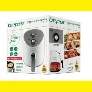 Fritteuse ohne Öl/Fritteuse Ohne ÖL Backofen fettfrei /Beper BC.350