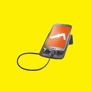 Gigaset MobileDock LM550 Dokingstation Dect Rufweiterleitung Android Smartphone Dockingstation