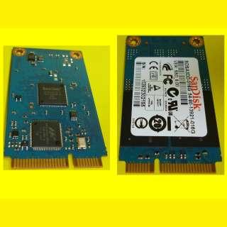 Mini  SSD Festplatte 16GB /SanDisk SDSA3DD-016G /54-90-13921-016G/ mSATA–S2/für Notebook Ultrabook