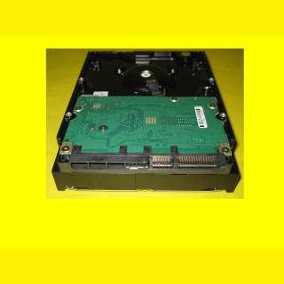 Festplatte SATA II 640GB WD WD6401AALS  32MB Caviar Schwarz