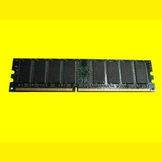 PC Arbeitsspeicher SAMSUNG 512MB PC3200U/CL3/M368L6523DUS-CCC