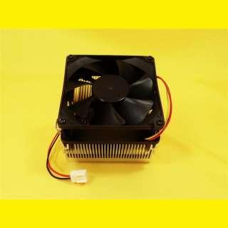 Leiser CPU Kühler Lüfter 80x80mm AMD AM2/ Sempron S 754 von2600+