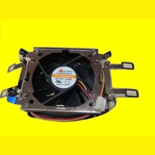 CPU Lüfter 3Pin /Kühler für PC 80mmx80mm/ Sockel AM2 /AM3 EKL Fan Clip 2100 rpm