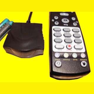 IR Infrarot Empfänger mit Fernbedienung für PC/Notebook/Tablet/Netbook/Plug and Play