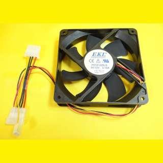 PC Gehäuse-lüfter120 mm /DC 12V/0.18A/ EKL FD121225LS/Y.S.Tech / Ne