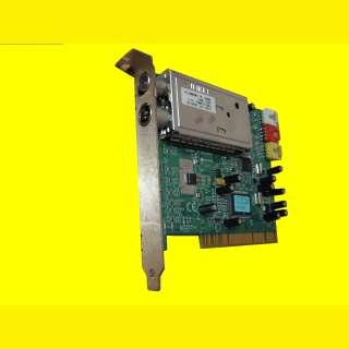 PC Karte TV Karte/TV-Tuner Card für DVB-T TV/ FM Radio/analogen Kabel-Fernsehens/Creatix