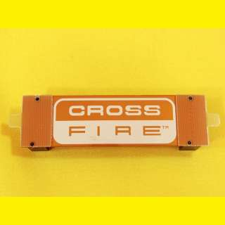 ATI CROSSFIRE Bridge (Brücke)62mm flexibel/für ATI PCI Express Grafikkarten